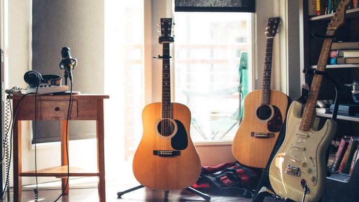 ギターの優先順位