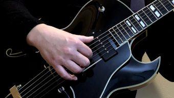 ギタースラップ