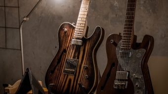 ギターのブランク