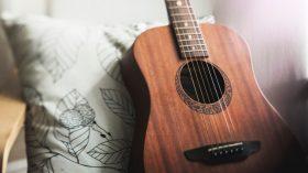 日常の中のギター
